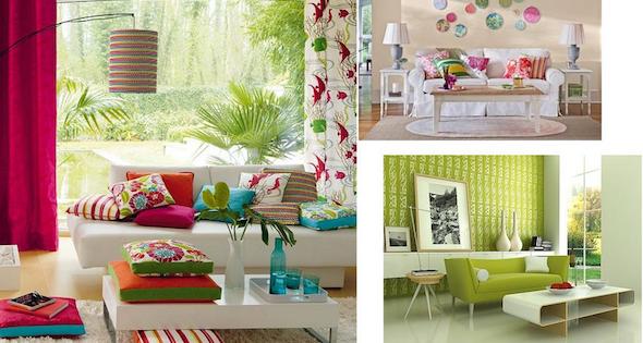 decoracao+de+salas+coloridas+modelos