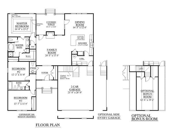 10-plantas de casas com piscinas modelos