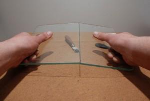 Como cortar vidro 1