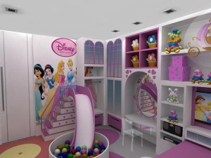 Como montar um quarto de brinquedo 2