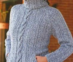 Modelos de blusa de tricô 1