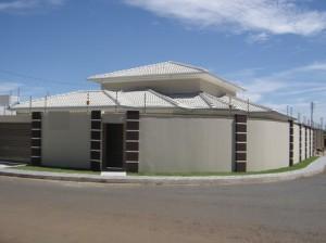 Muros de casas de esquina 10