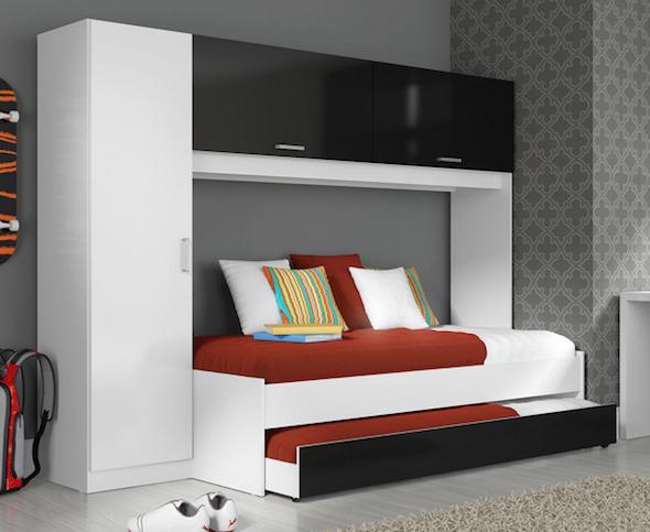 cama+com+armario+embutido+modelo
