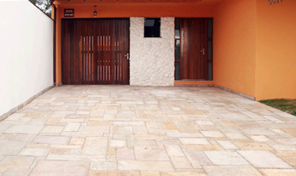 18 modelos pisos para garagem e como escolher o melhor for Modelos de granitos para pisos