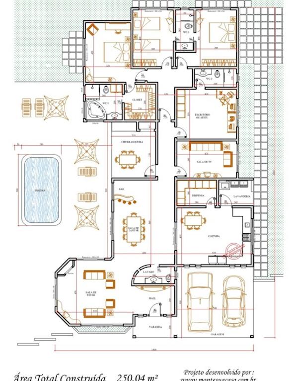 plantas+de+casas+com+piscina+modelo