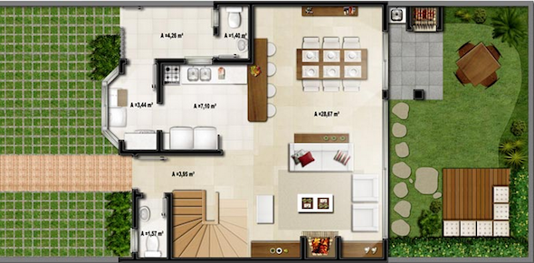 plantas+de+casas+modernas+2+3+dormi19