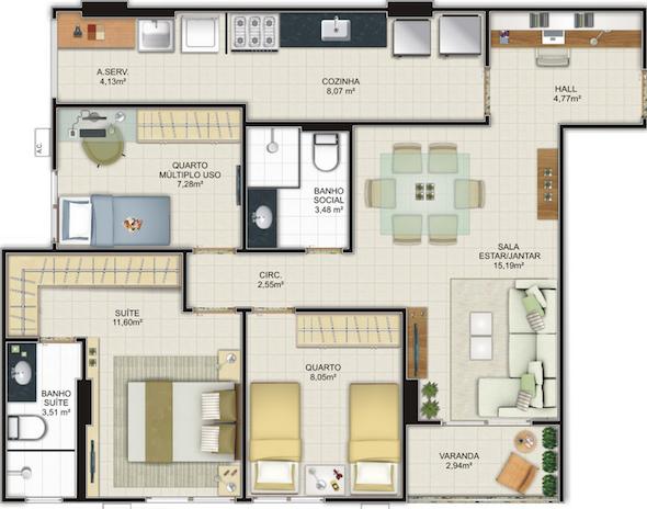 plantas+de+casas+modernas+2+3+dormi31