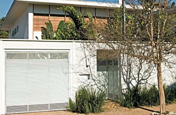 13-Frente de casas com muros exemplos bonitos