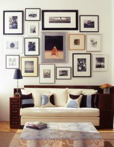 Conjunto de quadros para decoração 01