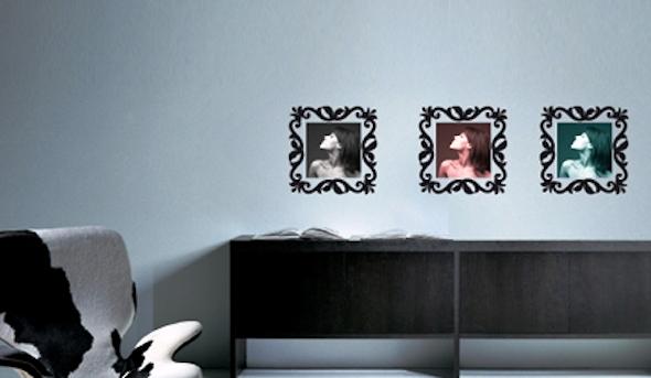 Conjunto de quadros para decoração14