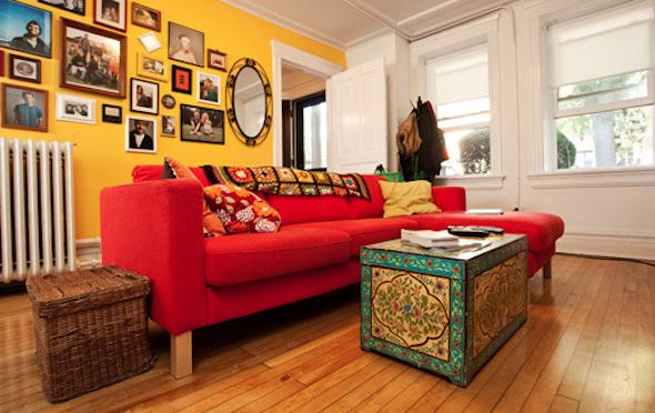 Móveis coloridos para sala3