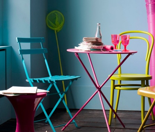 Móveis coloridos para sala4