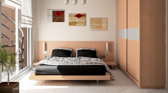 decoração+simples+quarto+casal+modelo200