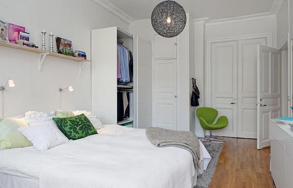 Decoração simples para quarto de casal 23 modelos