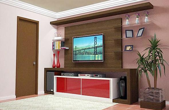 As estantes mais modernas s o ideias para decora o de sua for Estantes modernos