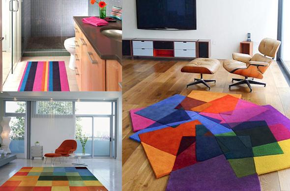 tapete colorido na decoracao13