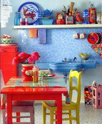 Cozinhas multicoloridas 01