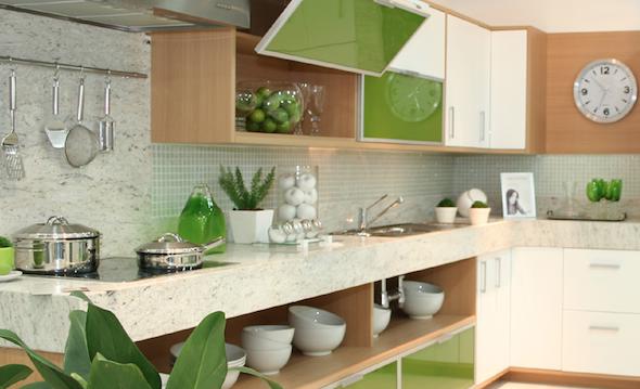cozinhas multicoloridas modelos13