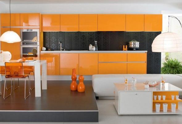cozinhas multicoloridas modelos3