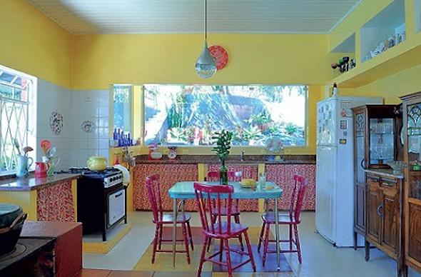 cozinhas multicoloridas modelos7