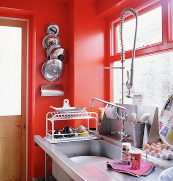 cozinhas multicoloridas modelos9