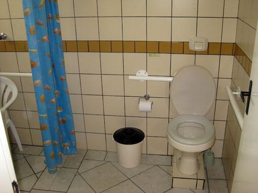 Adaptação da casa para o idoso 7 dicas importantes -> Banheiros Simples Para Idosos