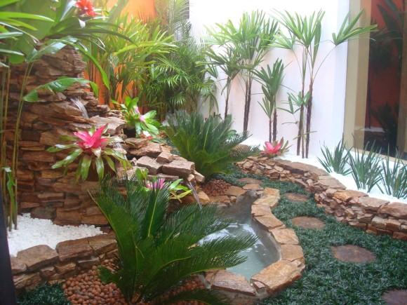plantas para montar um jardim de inverno : plantas para montar um jardim de inverno:10 modelos e como montar jardim de inverno bonito
