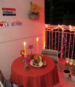 Como decorar varanda apartamento para o natal 2013 001
