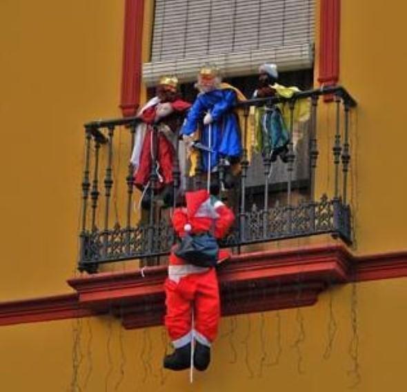 Como decorar varanda apartamento para o natal 2013 008