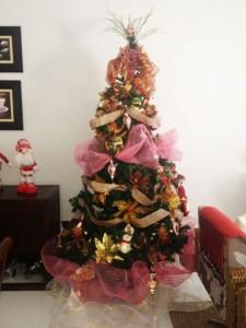 Decoração para sala no natal 2013 001