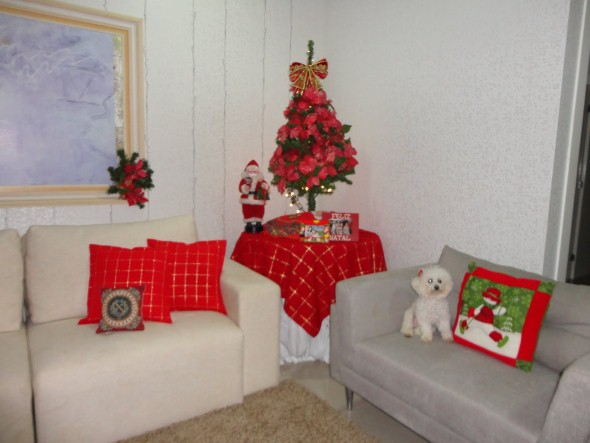 Decoração para sala no natal 2013 007
