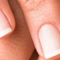 remover mancha branca da unha