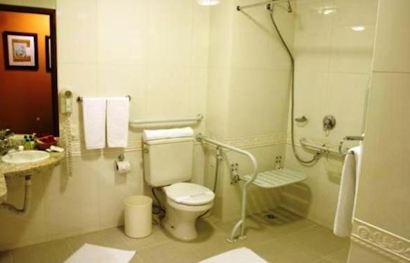 Banheiro adaptado para idosos 4