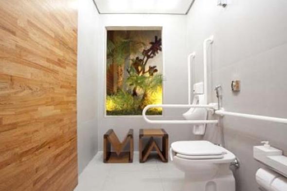 Banheiro adaptado para idosos 5