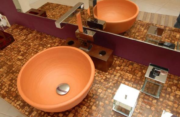 Banheiro contemporâneo 1