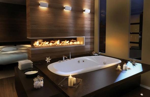 Banheiro contemporâneo 3