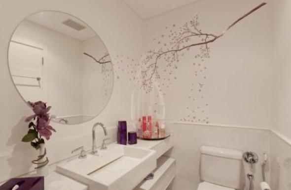 Banheiro contemporâneo 5
