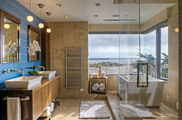 Banheiro de casal como montar e decorar 6