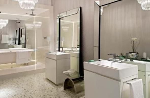 Banheiro de casal como montar e decorar 9