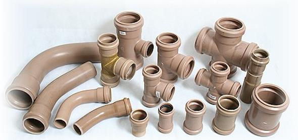 Como escolher tubos e conexões 1