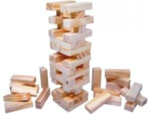 Como fazer brinquedos de madeira 001