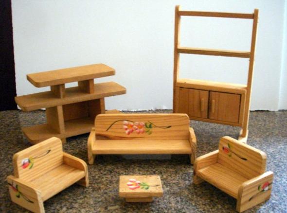 Como fazer brinquedos de madeira 3