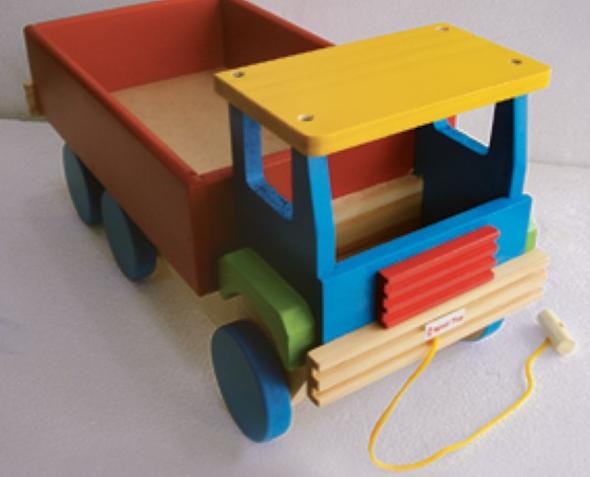 Como fazer brinquedos de madeira 5