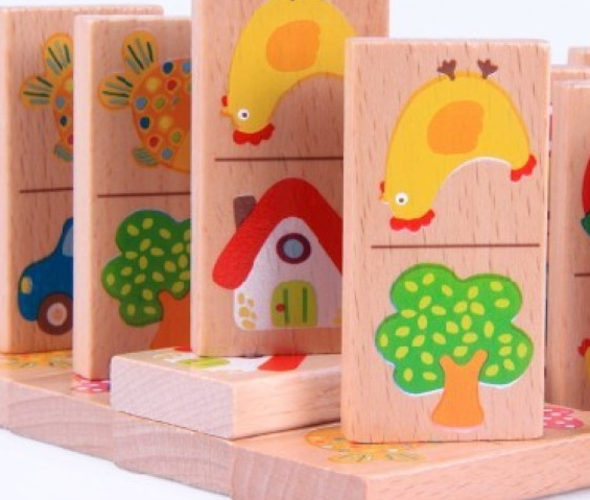 Como fazer brinquedos de madeira 6