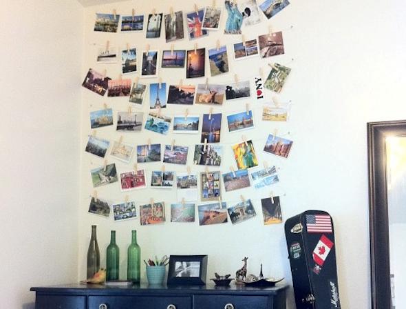 Decoração de ambientes com fotos5