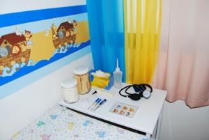 Decoração para clínica pediátrica 001