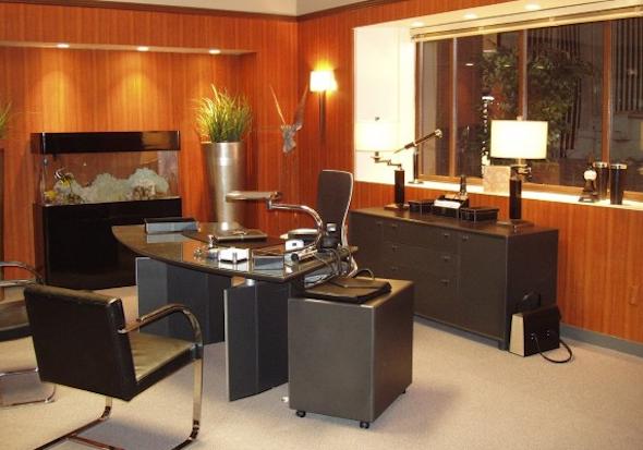 Decorar escritório moderno10