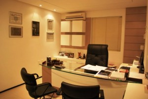 Decorar escritório pequenos 001