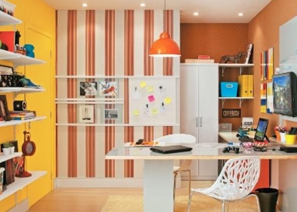 Decorar escritório pequenos com até 30m²14