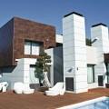 Frente de casas com cerâmica 011